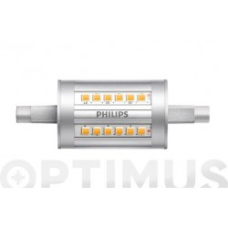 LAMPARA LED LINEAL 78MM R7S...