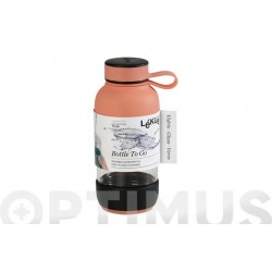 BOTELLA TO GO CORAL 60 CL