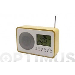 RADIO DESPERTADOR DIGITAL...